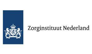 Logo of Zorginstituut Nederland